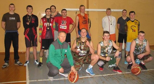 2017-01-11 Krepšinio turnyras Laisvės gynėjų dienai.