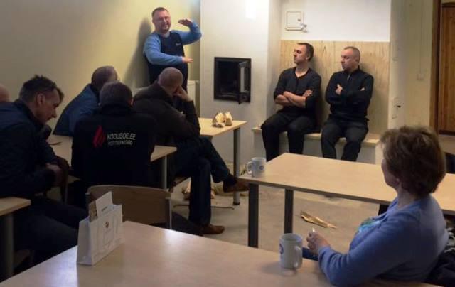 2017-05-15 Krosnininkų mokymai Estijoje.