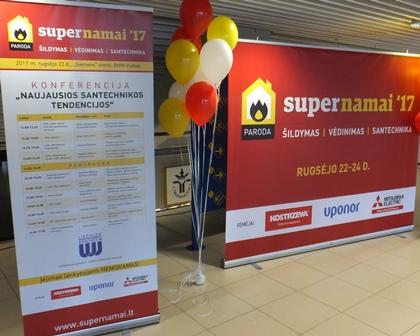 """2017-09-27 Parodoje """"Supernamai '17"""""""