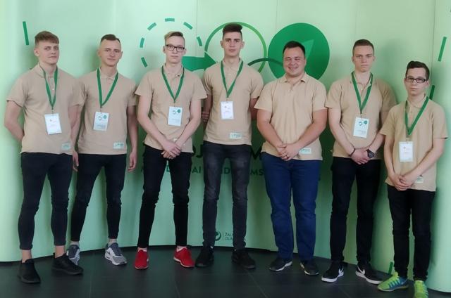 2019-05-22 Žaliosios olimpiados pusfinalis