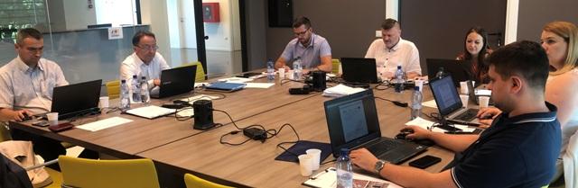 2019-07-01 Italijoje – 2-asis IPCIC projekto partnerių susitikimas.