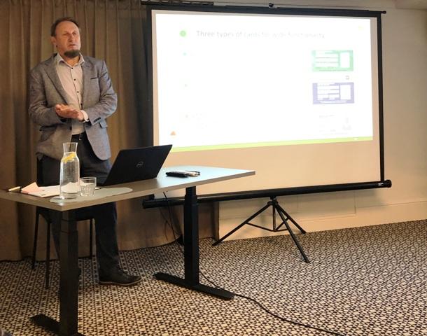 2019-09-13 Vilniuje vyko 2-asis ICARO projekto partnerių susitikimas.