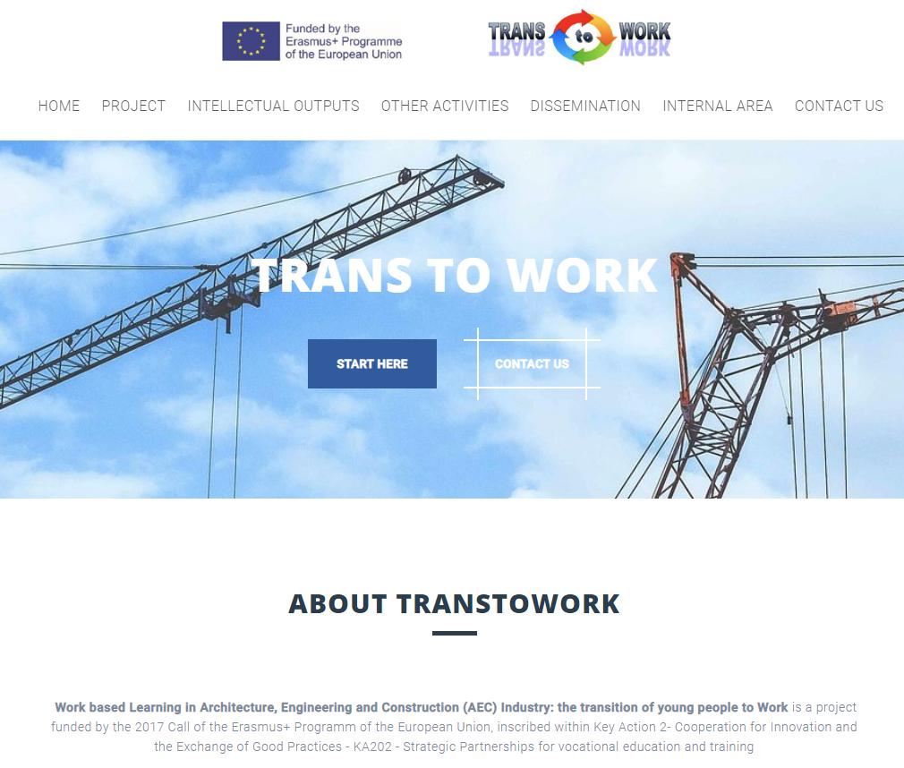 2019-11-15 Baigiamasis TRANStoWORK projekto partnerių susitikimas.