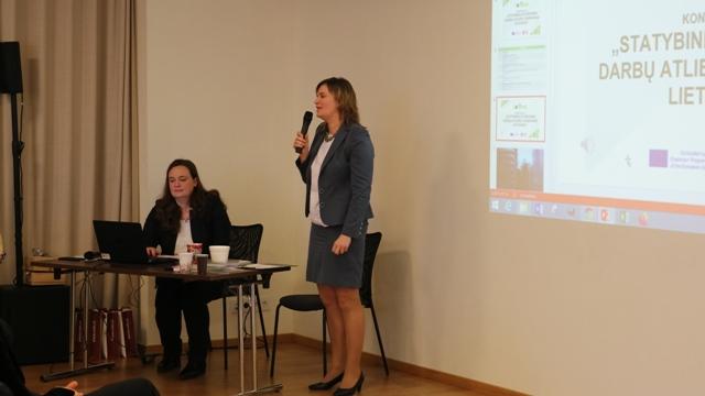 """2020-02-18 Konferencija """"Statybinių ir griovimo darbų atliekų tvarkymas Lietuvoje"""""""