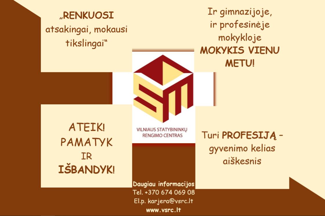 2020-05-12 Gimnazistus kviečiame mokytis ir specialybės.